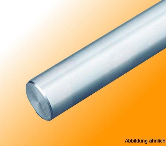 450mm Präzisionswelle 20mm h6 geschliffen und gehärtet