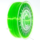 3D Filament PET-G 1,75mm hellgrün transparent (Made in Europe)