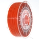 3D Filament PET-G 1,75mm orange (Made in Europe)