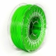 0,33kg 3D Filament PET-G 1,75mm hell grün transparent (Made in Europe)