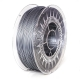 3D Filament PLA 1,75mm Aluminium (Made in Europe) [Copy]