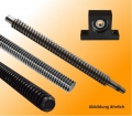 trapezoidal threaded spindle & accessories