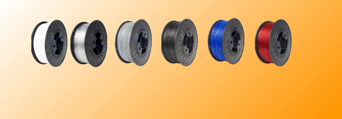 Alcia 3DP Filament PETG