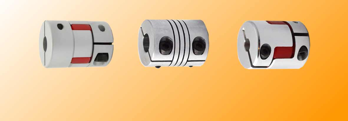Couplers for motor shafts